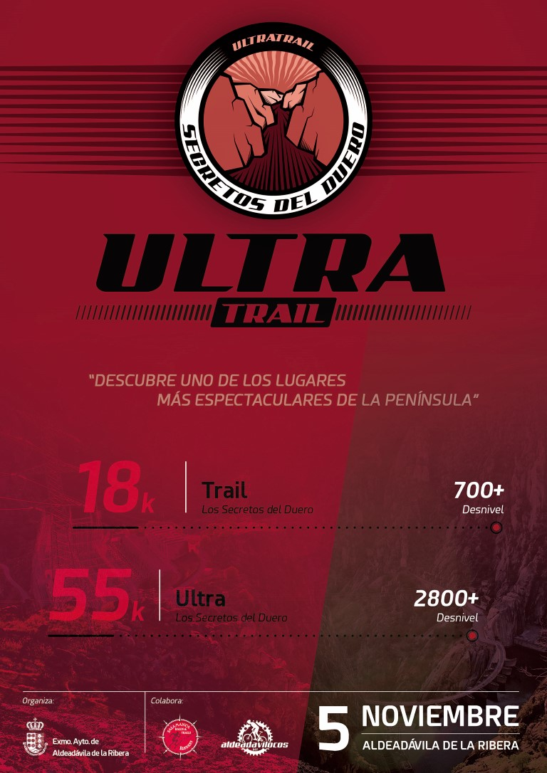 Cartel ultratrail Medium